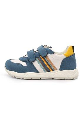 Детские кроссовки WALKEY синего цвета, арт. Y1B4-41288-0660/25-29 | Фото 2