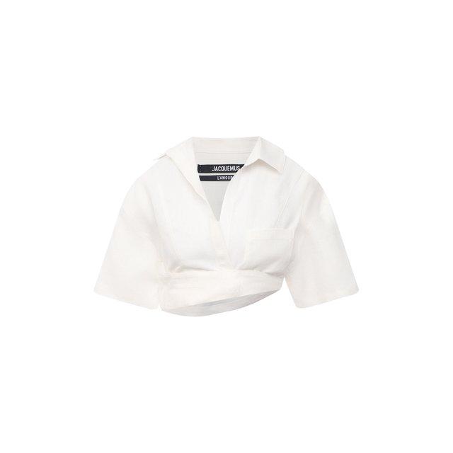 Льняная рубашка Jacquemus