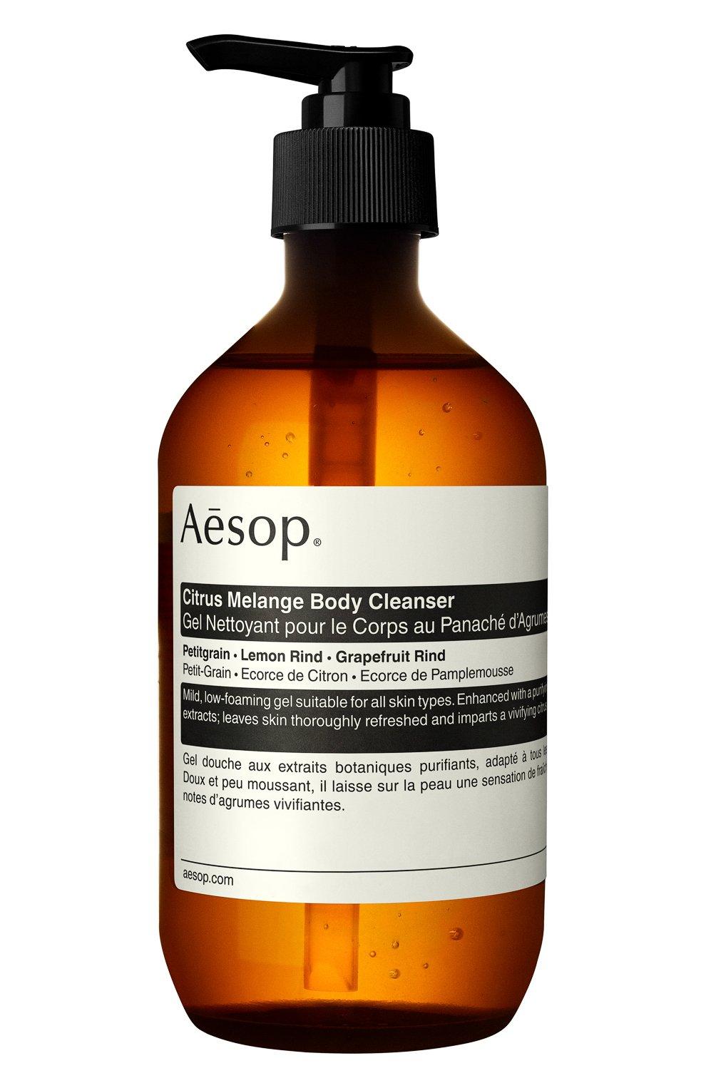 Гель для душа citrus melange AESOP бесцветного цвета, арт. B500BT21 | Фото 1