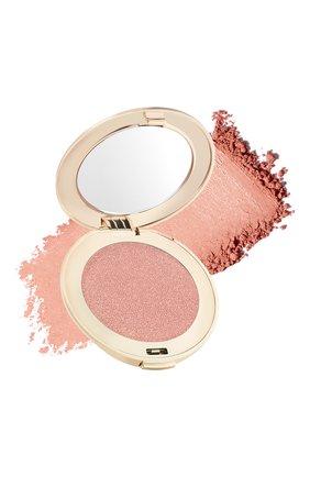 Румяна purepressed blush, оттенок cherry blossom JANE IREDALE бесцветного цвета, арт. 670959114013 | Фото 1