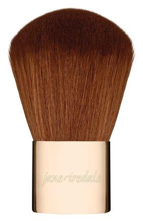 Кисть для макияжа kabuki brush JANE IREDALE бесцветного цвета, арт. 670959310613 | Фото 1