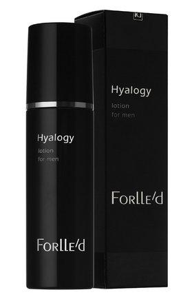 Мужское лосьон для мужчин hyalogy lotion for men FORLLE'D бесцветного цвета, арт. 298030   Фото 2