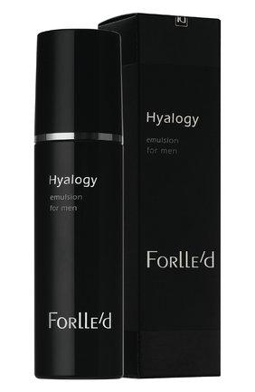 Мужское эмульсия для мужчин hyalogy emulsion for men FORLLE'D бесцветного цвета, арт. 298047 | Фото 2