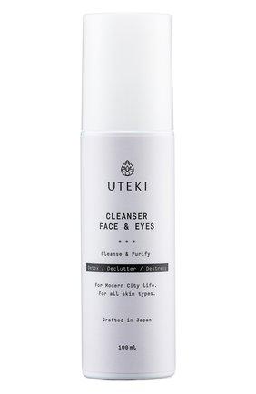 Очищающая эмульсия для лица и области вокруг глаз UTEKI бесцветного цвета, арт. 4571348290010 | Фото 1