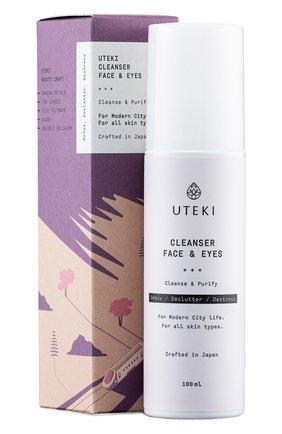 Очищающая эмульсия для лица и области вокруг глаз UTEKI бесцветного цвета, арт. 4571348290010 | Фото 2