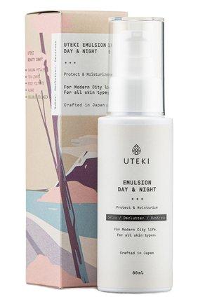 Женское увлажняющая эмульсия для лица UTEKI бесцветного цвета, арт. 4571348290041   Фото 2
