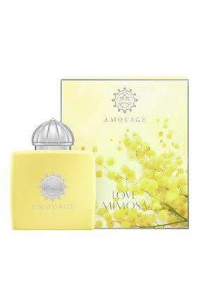 Парфюмерная вода love mimosa AMOUAGE бесцветного цвета, арт. 26503 | Фото 2