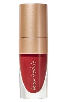 Тинт для губ lip fixation lip stain, longing JANE IREDALE бесцветного цвета, арт. 670959511928 | Фото 1