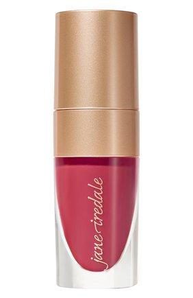 Тинт для губ lip fixation lip stain, obsession JANE IREDALE бесцветного цвета, арт. 670959511935 | Фото 1