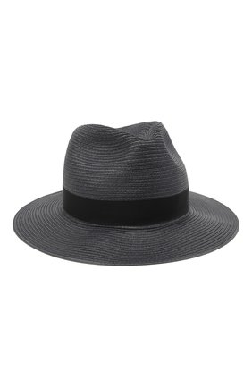 Мужская шляпа GIORGIO ARMANI темно-синего цвета, арт. 747362/1P507 | Фото 1