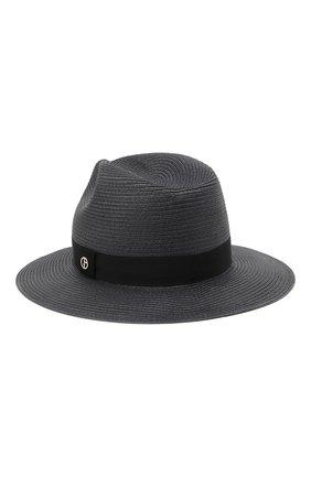 Мужская шляпа GIORGIO ARMANI темно-синего цвета, арт. 747362/1P507 | Фото 2