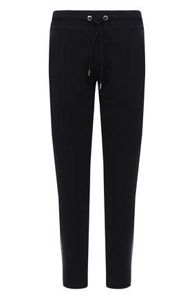 Мужские хлопковые брюки MONCLER темно-синего цвета, арт. G1-091-8H739-10-809LA | Фото 1