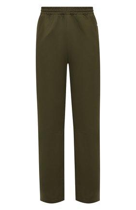 Мужские хлопковые брюки 2 moncler 1952 MONCLER GENIUS хаки цвета, арт. G1-092-2A723-00-5499M | Фото 1 (Длина (брюки, джинсы): Стандартные; Материал внешний: Хлопок; Случай: Повседневный; Стили: Гранж)