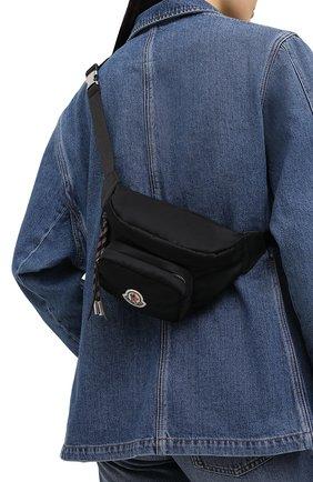 Женская поясная сумка felicie MONCLER черного цвета, арт. G1-09B-5M700-00-02SA9 | Фото 2