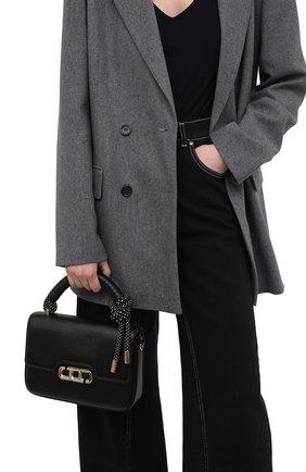 Женская сумка the j link MARC JACOBS (THE) черно-белого цвета, арт. M0017067   Фото 2