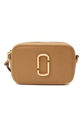Женская сумка the softshot 17 MARC JACOBS (THE) бежевого цвета, арт. M0016805   Фото 1