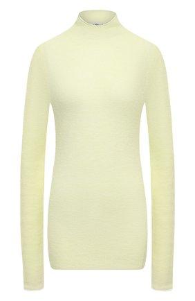 Женская шерстяная водолазка ACNE STUDIOS светло-зеленого цвета, арт. A60266 | Фото 1