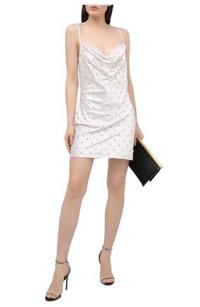 Женское платье GIUSEPPE DI MORABITO белого цвета, арт. SS21137DR-92 | Фото 2