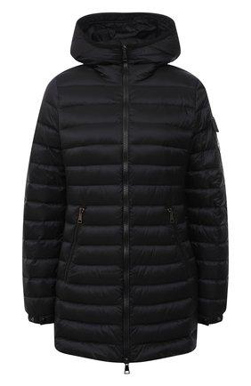 Женский пуховая куртка MONCLER черного цвета, арт. G1-093-1B113-00-5396Q | Фото 1