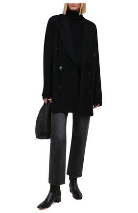 Женские кожаные ботильоны doroti 45 BALLY черного цвета, арт. D0R0TI 45/00 | Фото 2