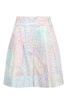 Женские хлопковые шорты A MERE CO разноцветного цвета, арт. AMC-RSS21-43IR | Фото 1