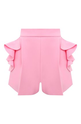 Женские шорты MSGM светло-розового цвета, арт. 3041MDB02 217100 | Фото 1