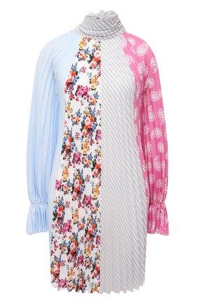 Женское платье MSGM разноцветного цвета, арт. 3041MDA32P 217275   Фото 1