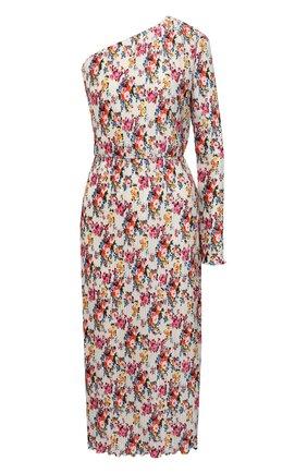 Женское платье MSGM белого цвета, арт. 3041MDA26Y 217150   Фото 1
