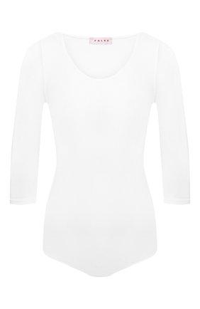 Женское боди FALKE белого цвета, арт. 40926 | Фото 1