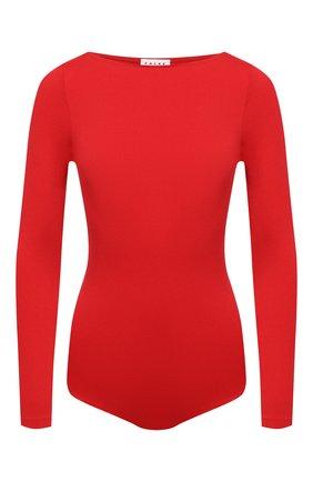 Женское боди FALKE красного цвета, арт. 40925 | Фото 1