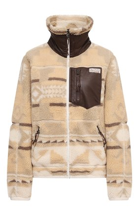 Женская куртка POLO RALPH LAUREN коричневого цвета, арт. 211828096 | Фото 1
