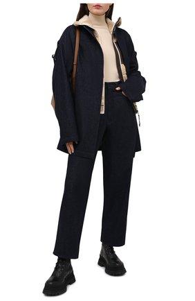 Женская куртка POLO RALPH LAUREN коричневого цвета, арт. 211828096 | Фото 2