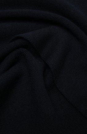 Мужской шерстяной шарф civil CANOE темно-синего цвета, арт. 4805841 | Фото 2