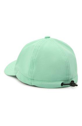 Мужской бейсболка STONE ISLAND зеленого цвета, арт. 741599227 | Фото 2