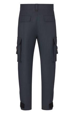 Мужские брюки-карго DIOR черного цвета, арт. 933C114A4530C900   Фото 2