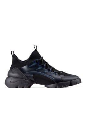 Комбинированные кроссовки D-Connect | Фото №1
