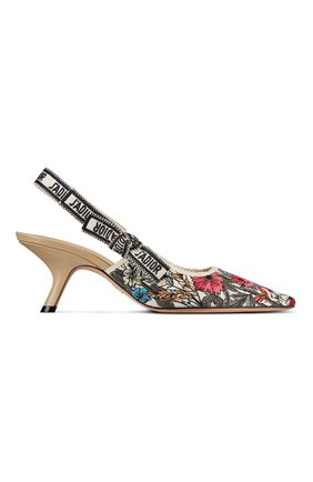 Женские текстильные туфли j'adior DIOR разноцветного цвета, арт. KCP888MLES89Z   Фото 1