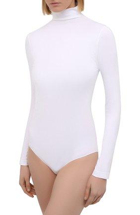Женское боди FALKE белого цвета, арт. 40924 | Фото 2