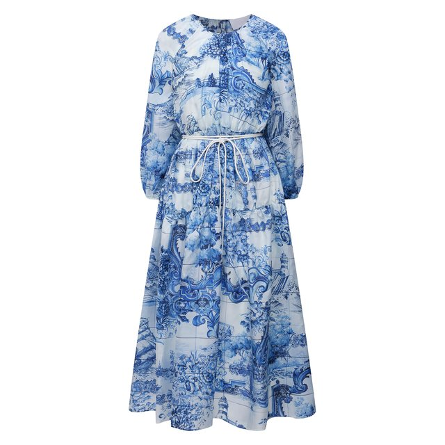 Шелковое платье BOSS