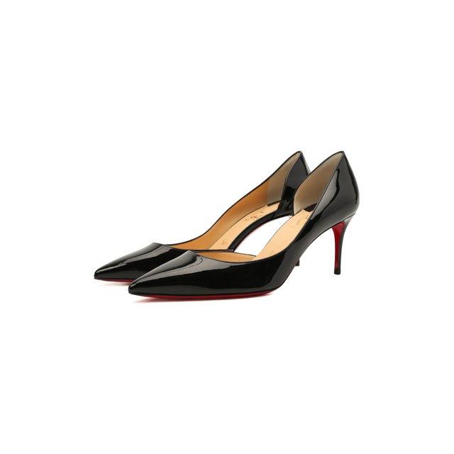 Кожаные туфли Iriza 70 Christian Louboutin