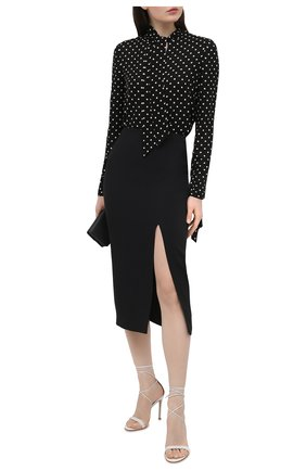 Женские кожаные босоножки leomi GIANVITO ROSSI белого цвета, арт. G61531.15RIC.NAPBIAN | Фото 2