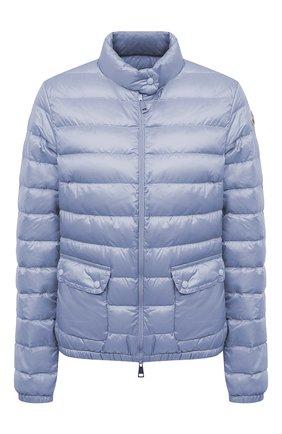Женский пуховая куртка MONCLER голубого цвета, арт. G1-093-1A101-00-53048 | Фото 1