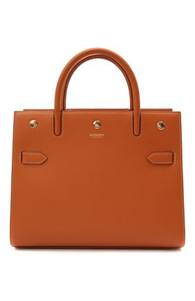Женская сумка title BURBERRY коричневого цвета, арт. 8037651   Фото 1