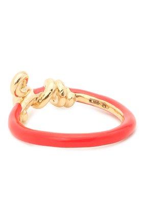 Женское кольцо BEA BONGIASCA красного цвета, арт. VR119YG-R/M | Фото 2