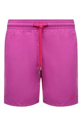 Мужские плавки-шорты VILEBREQUIN розового цвета, арт. MOOH0D36/142 | Фото 1