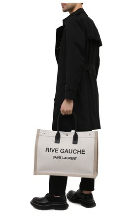 Текстильная сумка-шопер Noe large | Фото №2