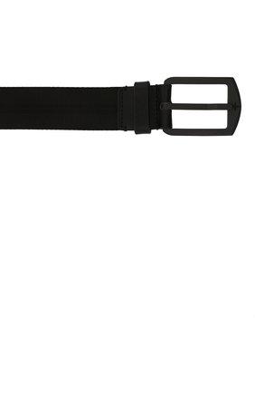 Мужской комбинированный ремень STONE ISLAND черного цвета, арт. 741594362 | Фото 3 (Материал: Текстиль, Синтетический материал; Случай: Повседневный)