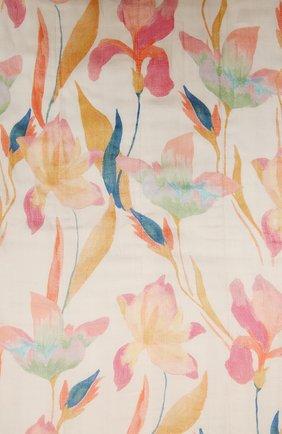 Детского одеяло из бамбука ADEN+ANAIS разноцветного цвета, арт. ADBS10001   Фото 2