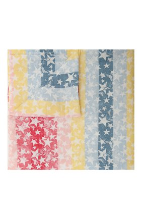 Детского комплект из двух пеленок ADEN+ANAIS разноцветного цвета, арт. ESWC20009WBB   Фото 2