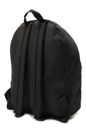 Детская рюкзак MARCELO BURLON KIDS OF MILAN черного цвета, арт. 21E/B/MB/9510/9000   Фото 2